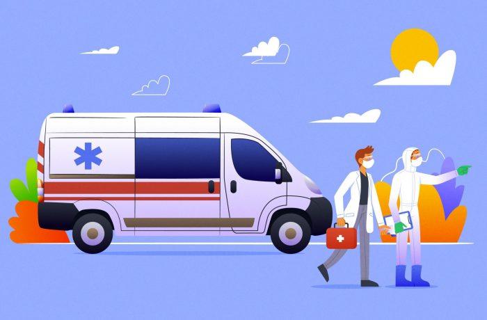 Personal sanitario para  Ambulancias