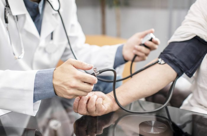 Atención médica hospitalaria